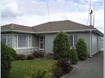 NZ - Room for rent - Hornby, Christchurch - $130
