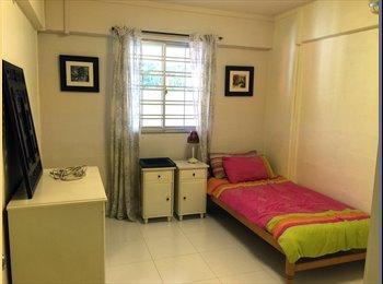 Comfortable & Clean Common Bedroom Own Bathroom
