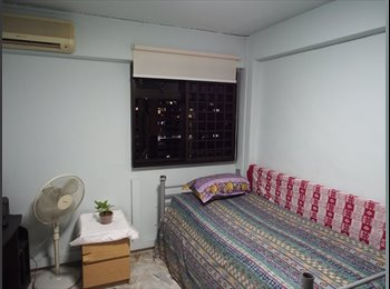 EasyRoommate SG - Air-con Common Room in Sims Drive - Geylang, Singapore - $700