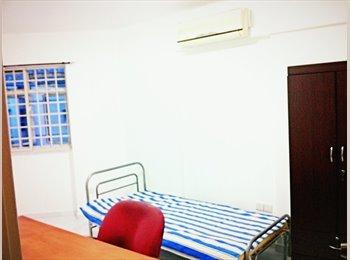EasyRoommate SG - Common Room Rental (West) Near MRT! - Bukit Badok, Singapore - $550