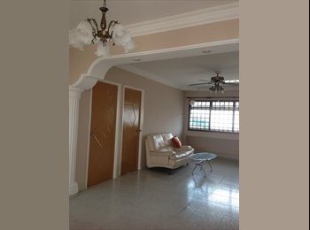 Newly renovated flat sharing - professional only