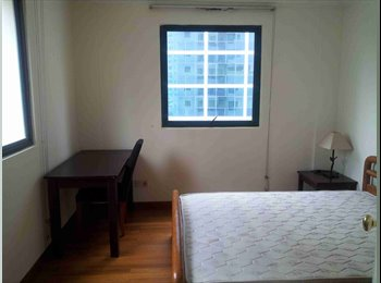 Cosy Masterbed Room 5 mins to Orchard MRT
