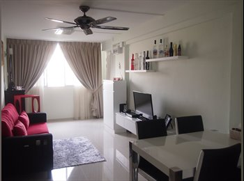 EasyRoommate SG - Nice and cosy room for rent - Eunos, Singapore - $800