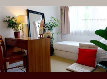 Tiong Bahru Cozy Master Bedroom