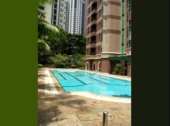 Common Room in Orchard Condo for Rent