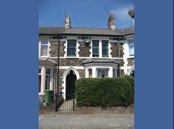 Student house for 5, Cathays