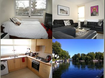 Double Room with view overlooking Little Venice