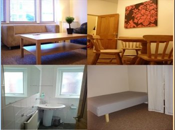 Double room avail in 4-bed female houseshare