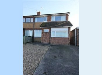 spacious 4 bed student house with 4 doubles