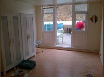 brand new  double rooms willesden  junction zone 2