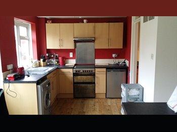 EasyRoommate UK - Medium sized room in lovely house - professionals - Banbury, Banbury - £400