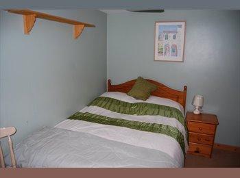EasyRoommate UK - One Double room available - Marksbury, Bath and NE Somerset - £345