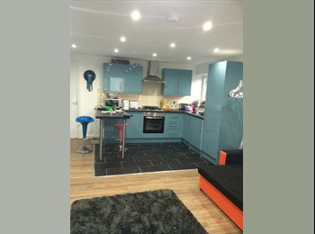 EasyRoommate UK - ROOM TO RENT IN MODERN FLAT IN CATHAYS CARDIIFF - Cathays, Cardiff - £325