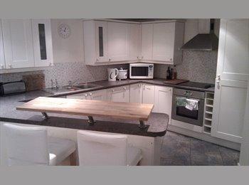 EasyRoommate UK - Large 3 Bed, 2 bathroom house - Student or prof - Loughborough, Loughborough - £820
