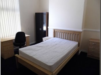 EasyRoommate UK - STUDENT ROOM TO LET BY SMITHDOWN. AVAILABLE NOW - Wavertree, Liverpool - £308