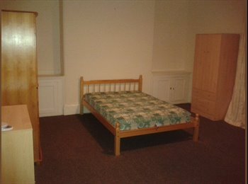Spacious Double Rooms For Rent - DSS+Couples OK