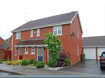 EasyRoommate UK - Double Room available in Brockhill - Beoley, Redditch - £430