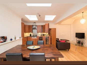 Stunning modern apartment with 2 rooms available