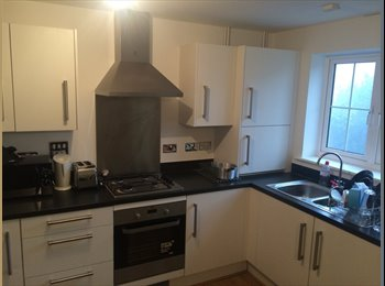 EasyRoommate UK - BRAND NEW ROOM WITH ENSUITE IN DARTFORD KENT DA2 - Dartford, London - £500