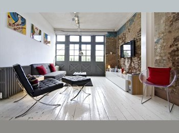 EasyRoommate UK - Dbl bedroom in parkside apt 15 min from City - Bow, London - £800