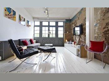 Dbl bedroom in parkside apt 15 min from City