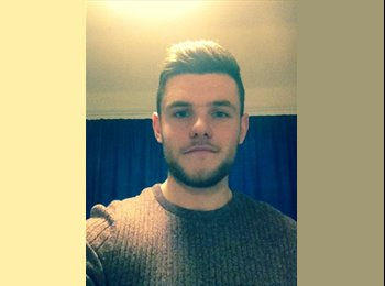 EasyRoommate UK - Ryan - 25 - Blackpool