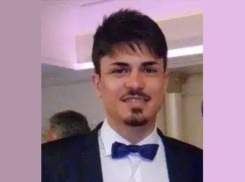 EasyRoommate UK - Francesco - 25 - Glasgow