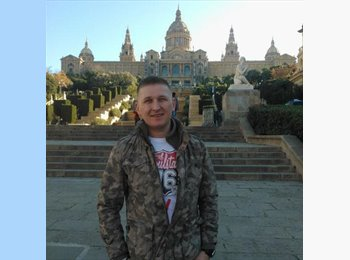 EasyRoommate UK - Tomasz - 31 - Leicester