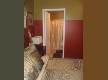 1 Room 4 Rent  w/ Private Bath, Utilities $0