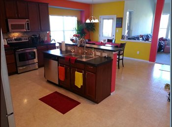 EasyRoommate US - Large Room for Rent, Upscale Vaulted Ceilings Open - Other Dallas, Dallas - $800