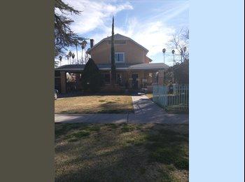 EasyRoommate US - Room For Rent 10 Mins To Cal St. San Bernardino - San Bernardino, Southeast California - $375