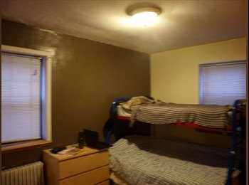 FURNISHED ROOM IN ASTORIA(FOR NOON SMOKING ONLY)