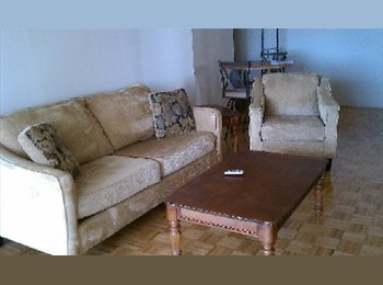 Furnished accomodations for rent! No fees!