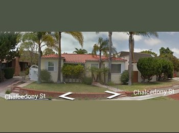 EasyRoommate US - Room available in 3 bedroom house - Pacific Beach, San Diego - $950