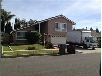 EasyRoommate US - South Coast Metro Home - Santa Ana, Orange County - $725