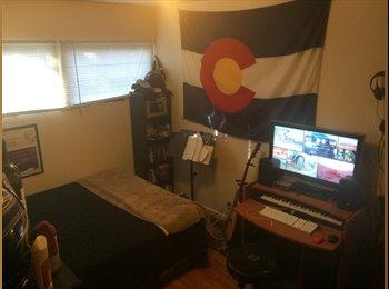 EasyRoommate US - $478 / 1br - 1 room/bathroom ava. Immediately! - Fort Collins, Fort Collins - $478