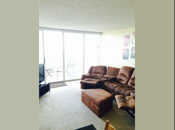 ▓ ▓ ▓► Furnished room with private bathroom avail