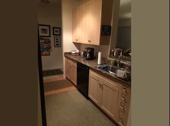2 bedroom 2 bath apartment with over 1600 sq feet