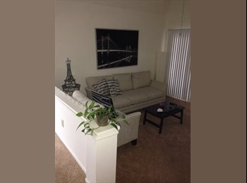 EasyRoommate US - Large room+ Full bath Apartment share - Frederick, Other-Maryland - $615