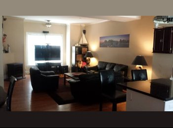 EasyRoommate US - Room available in large Townhouse - Norwalk, Other-Connecticut - $875