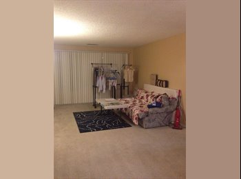 One bedroom with individual bathroom, 525/mon