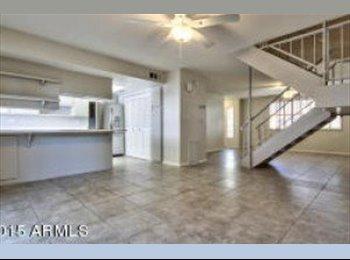 EasyRoommate US - Casa Granada Townhome in Scottsdale - Scottsdale, Scottsdale - $650
