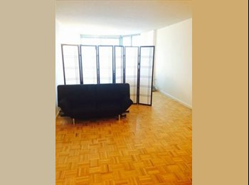 A converted room to Sublet