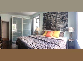 Furnished room