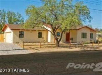 EasyRoommate US - UA Student Looking For Roommates - Tucson, Tucson - $400