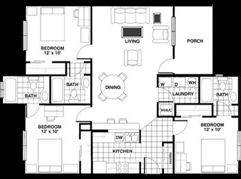 EasyRoommate US - 1 bed 1 bath available for sub lease April to July! - Bryan, Bryan - $529