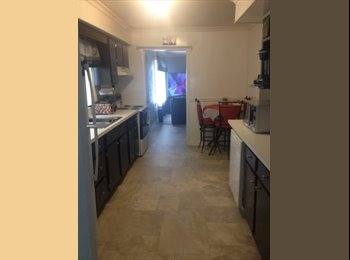 Clean Unfurnished Room Available