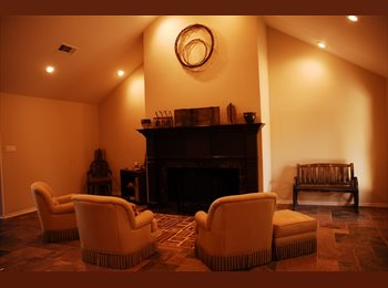 EasyRoommate US - rooms on organic farm 20 mins from downtown - De Soto, Dallas - $1000