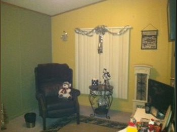 Large beautiful 14 x 15 room with walk in closet