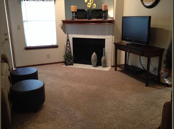 EasyRoommate US - Apartment bedroom for rent  - Tulsa, Tulsa - $253